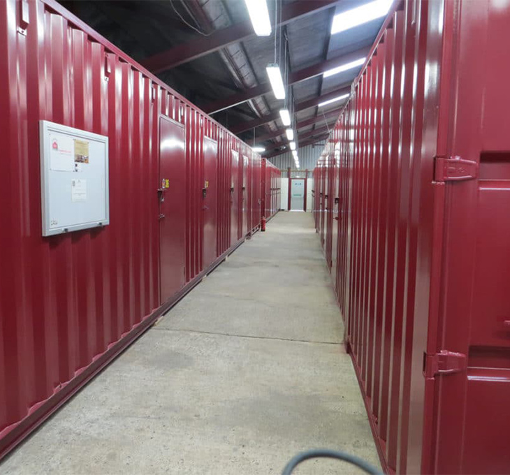 Yearbridge Barnstore Storage in Somerset Near Yeovil and Near Taunton
